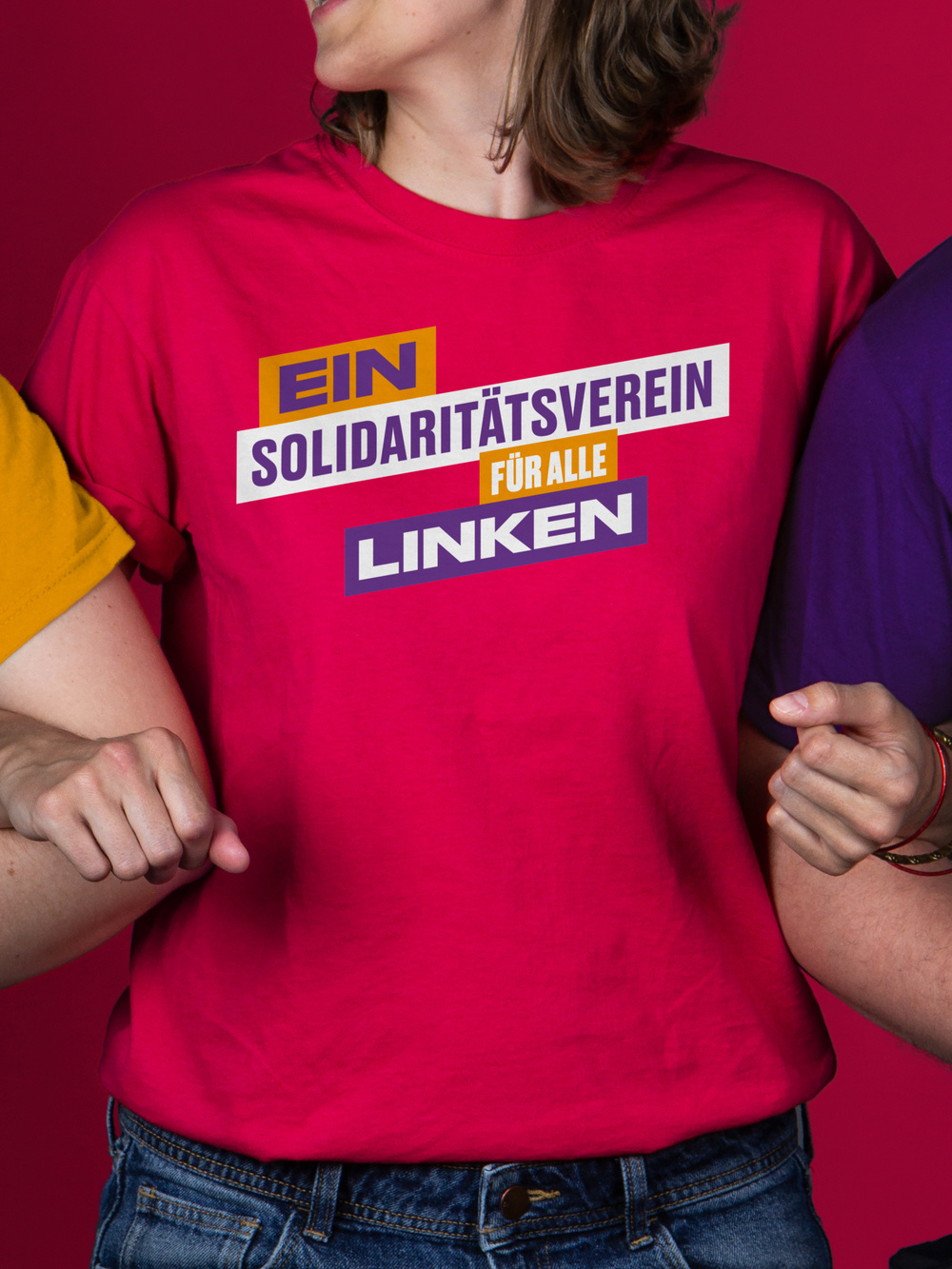 Ein Solidaritätsverein für alle Linken!